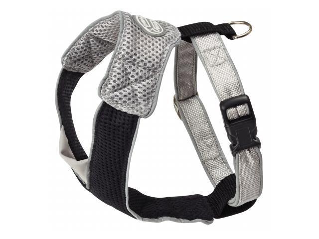 Doggles HAOMXX09 XXS V Mesh Harness - Gray-Black