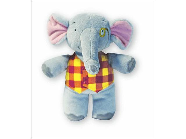Alfred 00-21228 Music for Little Mozarts- Plush Toy- Elgar E. Elephant - Music Book