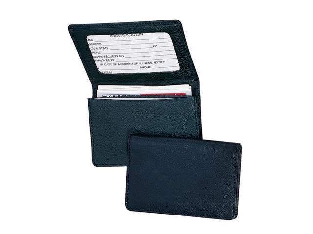 Royce Leather 409-TAN-5 Business Card Holder - Tan