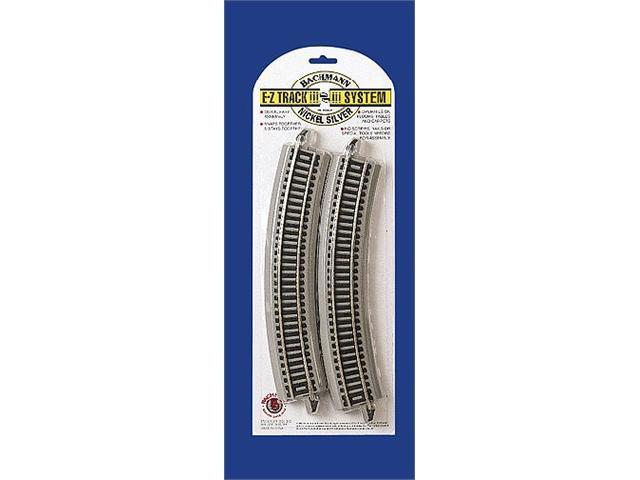 Bachmann BAC44501 Ho 18 in. Curved Track - 4