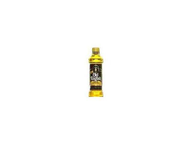 RECKITT & COLEMAN 75143 Old English Lemon Oil 16oz Case of 6