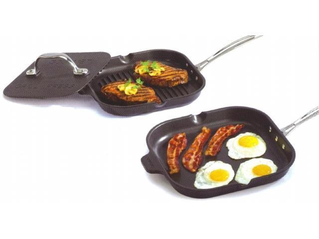 CHEF'SDESIGN 2123 Essential 3-Piece Cookware Set