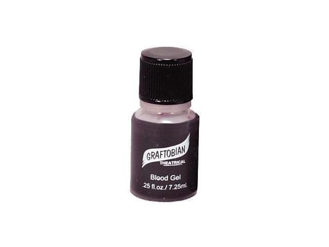 Graftobian 32268 Blood Gel 1-4oz. with Brush