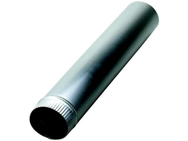 Dp245 5 Inch X 24 Inch Aluminum Snap Pipe