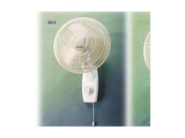 Lasko Products 3012 12    Oscillating Wall-Mount Fan