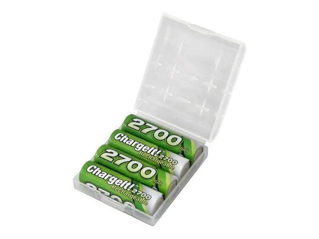 PC Treasures 07584 2700 mAh batteries 4 pk