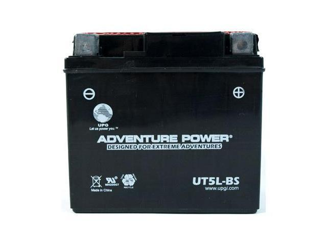 Universal Power UT5L-BS Dry Charge AGM 12 Volt Battery