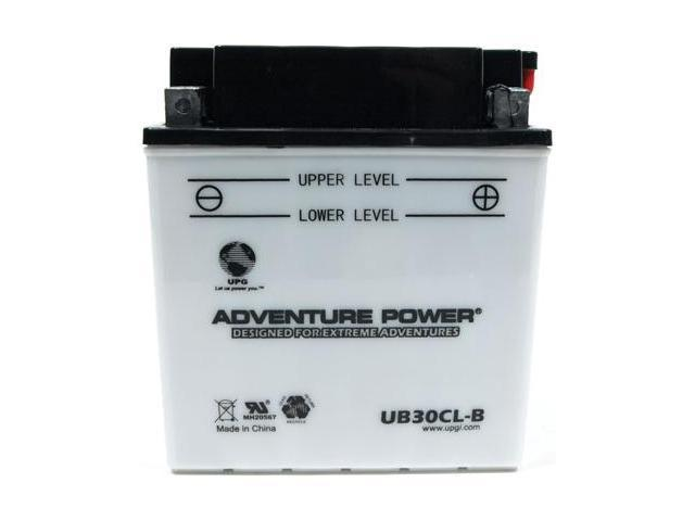 Universal Power UB30CL-B Conventional 12 Volt Battery