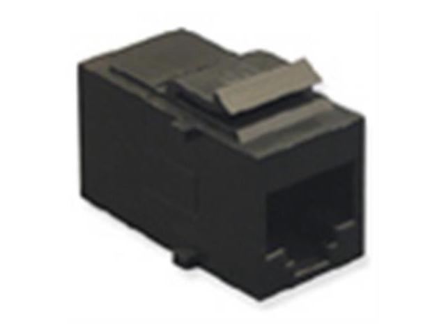 ICC ICC-IC107C5EBK CAT5E Modular Coupler 8P8C BLACK