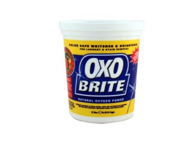 Earth Friendly 60868 Oxo Brite Power for Laundry and Fabrics