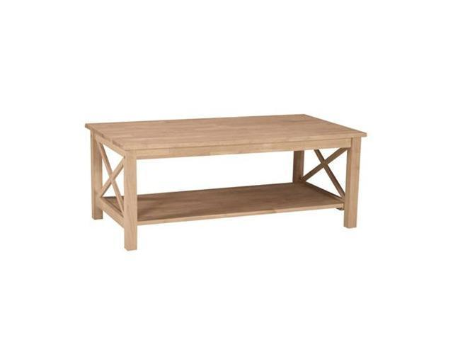 International Concepts OT-70C Hampton Coffee Table