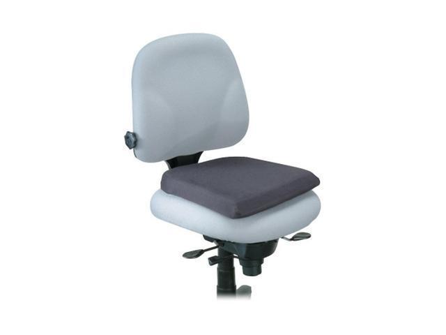 Kensington KMW82024 Seat Rest- Visco Elastic- 14-.50in.x2in.x13-.50in.- Black