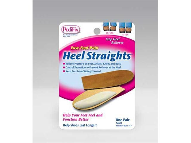 Complete Medical P316S Heel Straights Small Pair