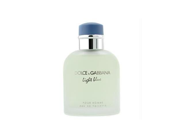 Dolce & Gabbana Homme Light Blue Eau De Toilette Spray - 125ml-4.2oz