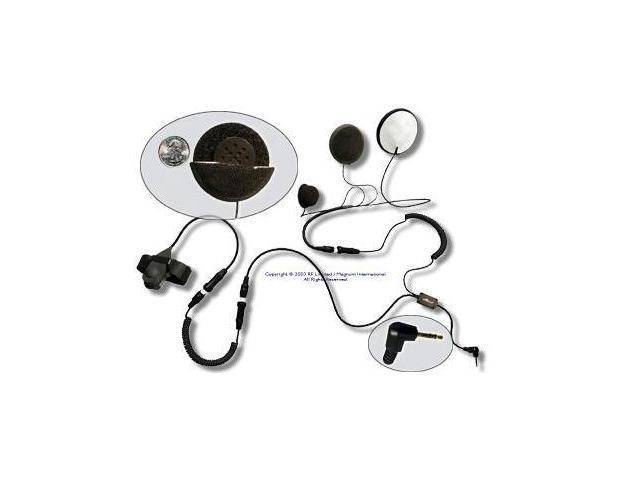 Magnum MC552 Motocomm Rider-To-Radio Interface For Full Face Helmet
