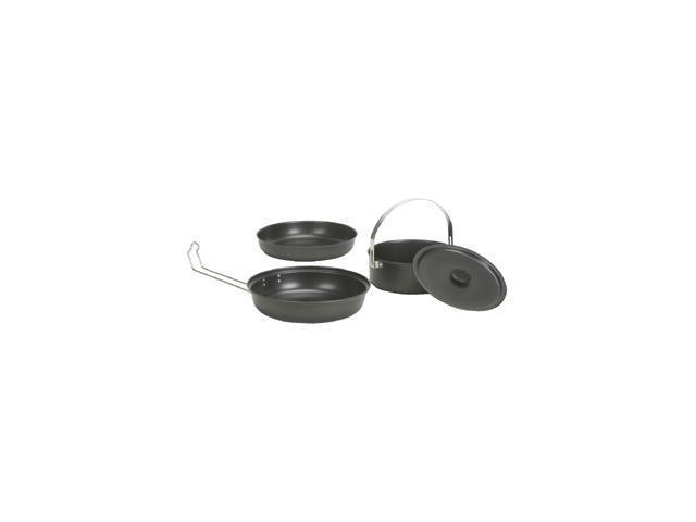 Stansport Black Granite Mess Kit