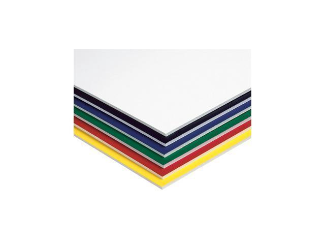 Pacon Corporation PAC5553 Foam Bd 20X30 White 10Ct 1