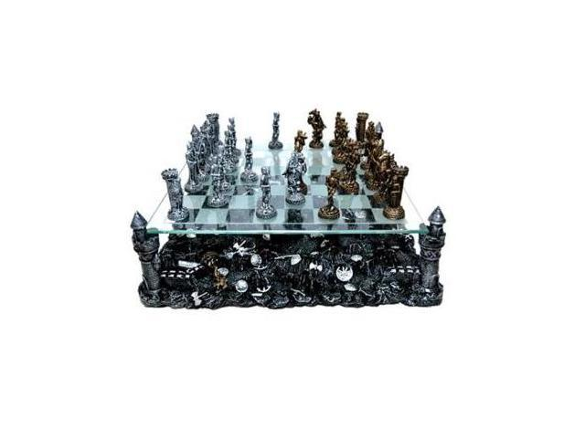 CHH 2127A 3D Chess Set - Knight