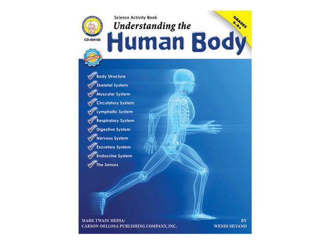 Carson Dellosa CD-404105 Understanding The Human Body Gr 5-8