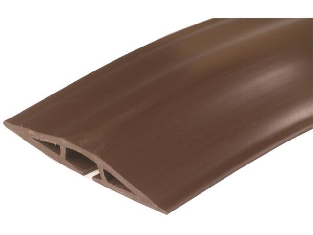 Wiremold 15 Brown Corduct Cord Protector  CDB15