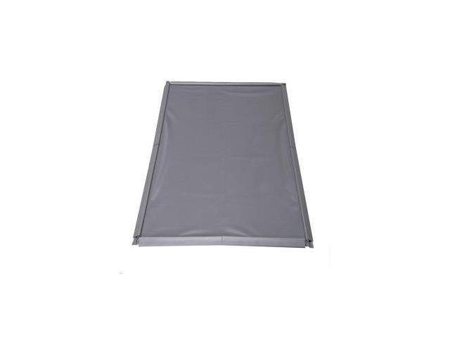 Auto Care Products 70034 50-mil Heavy Duty 3 ft. x 4 ft. Oil Drip Mat