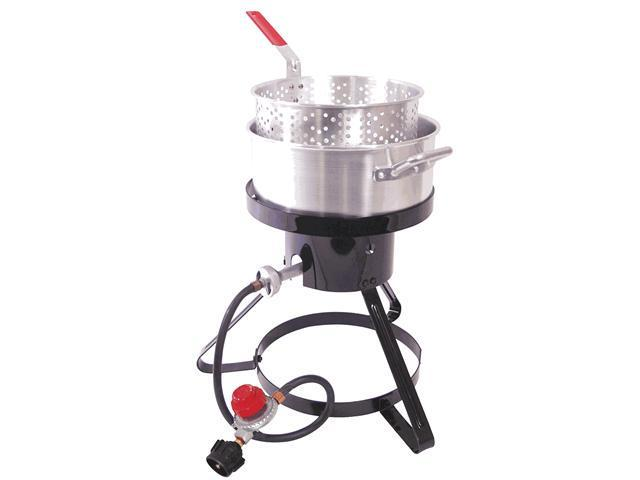 Masterbuilt MB10 The Classic Fish Cooker with 10 Qt. Pot