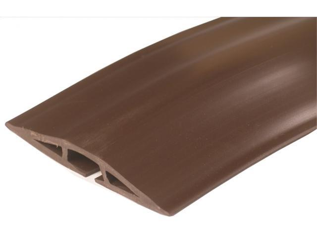 Wiremold 5ft. Brown Corduct Cord Protector  CDB5