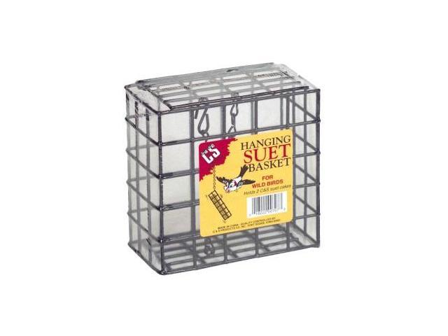 C&S Products Back to Back Suet Basket