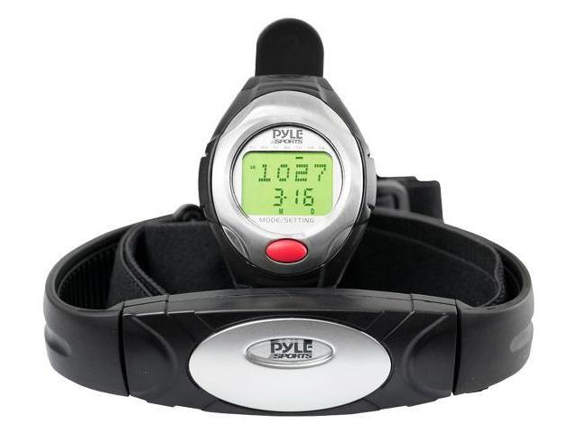 Pyle Phrm40 1-Button Heart Rate Watch