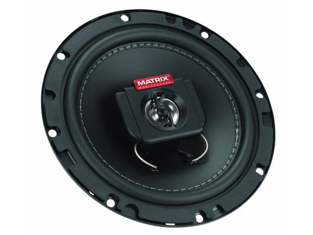 Matrix Audio GTX620 6.5 in. 300 Watt 2 Way Speakers