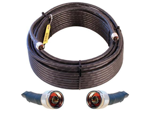 Wilson 952300 100 feet Ultra Low Loss Coax Cable