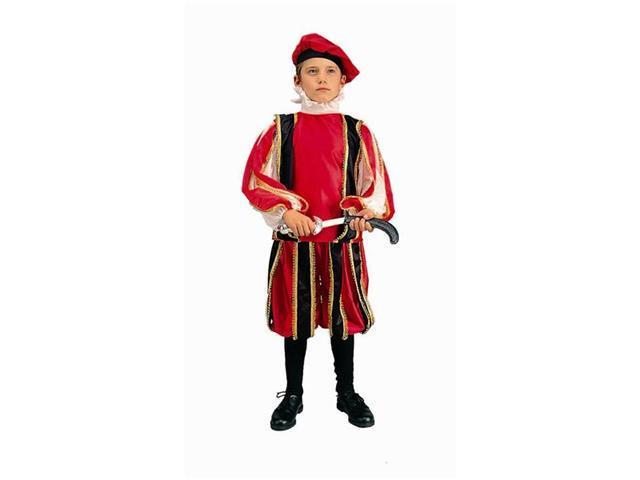RG Costumes 90069-S Renaissance Boy Costume - Size Child-Small