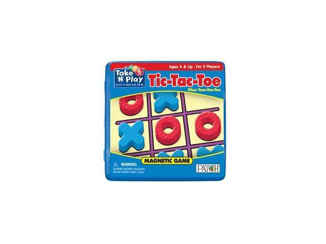 Smethport 675 Tic-Tac-Toe