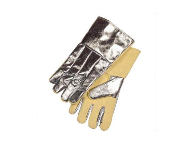 Stanco 703-ACKK214WL 14 Inchglove Kevlar Palm & Inside Cuff Full Wool Lnd