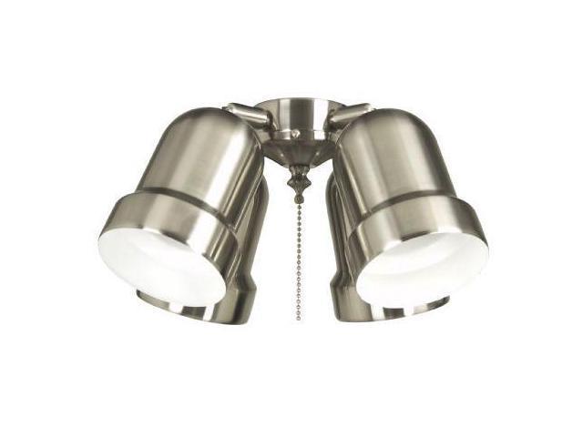 Craftmade International ECX44BC X44 Fitter 4 Light Adjustable Spotlight - Brushed Chrome