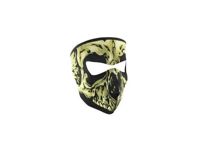 Balboa WNFM030 Neoprene Face Mask, Skull