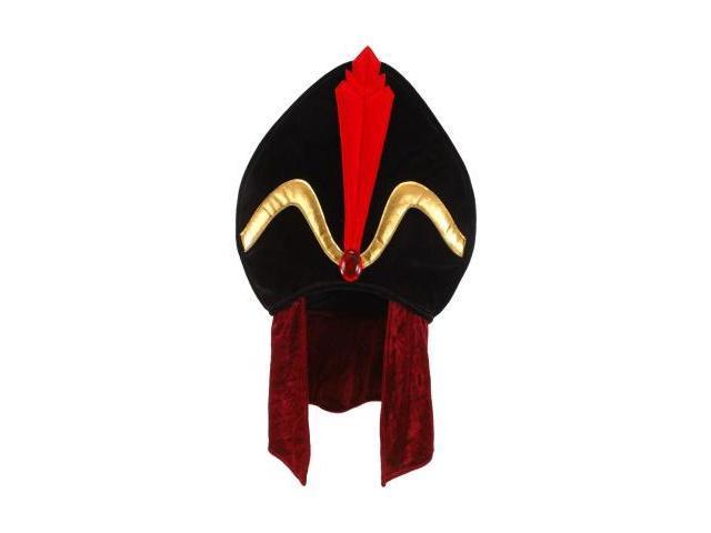 Elope 195449 Polyester Disney Jafar Hat Adult