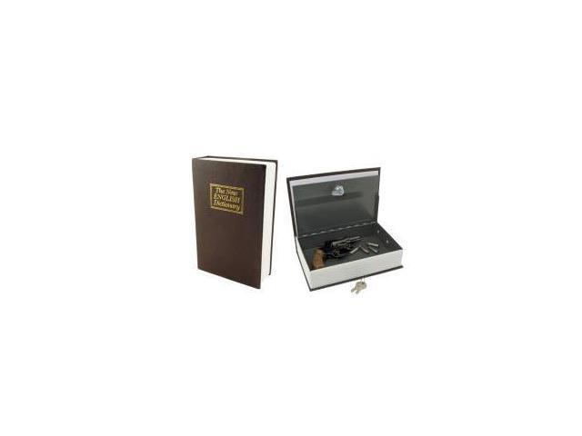 Streetwise Security Products SWBSK Streetwise Locking Book Safe with Key