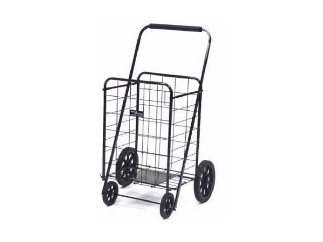 Narita Trading 002BK Shopping Cart Super - Black