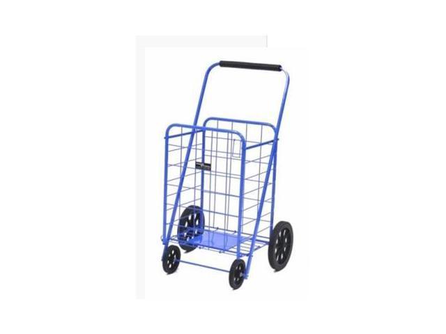 Narita Trading 002BL Shopping Cart Super- Blue