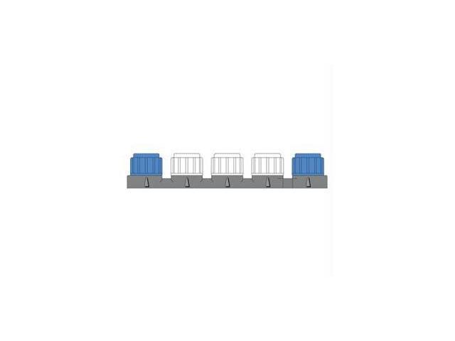 Raymarine SeaTalkNG 5 - Way Connector - A06064