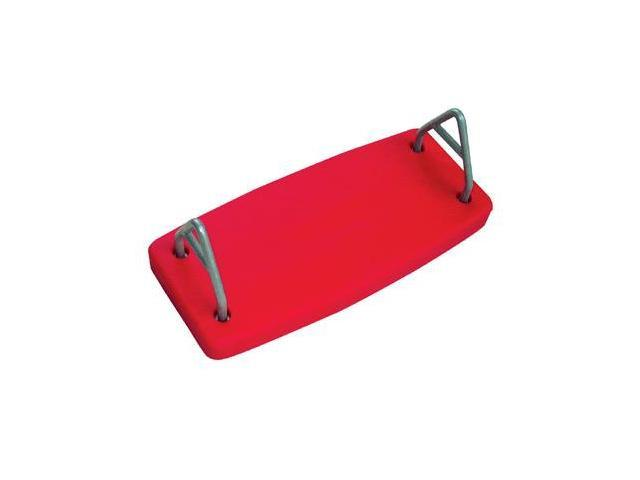Jensen Swing Products - Commercial Roto Molded Flat Seat - Red