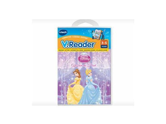 Vtech 80-281100 V.Reader Cartridge - Princess