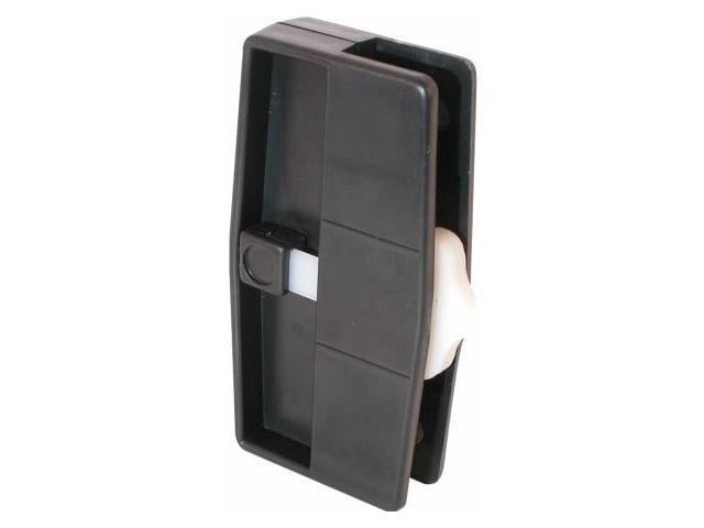 Prime Line Products Black Screen Door Latch  A109