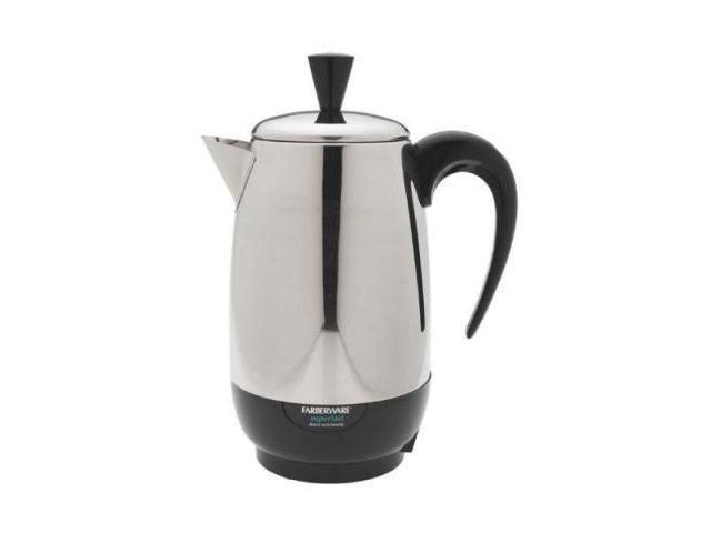 Farberware FCP280 Stainless Percolator 2-8 Cup