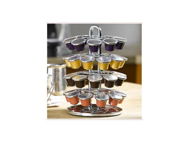 Nifty 5510 Coffee Carousel Tree for Nespresso Capsules - Chrome