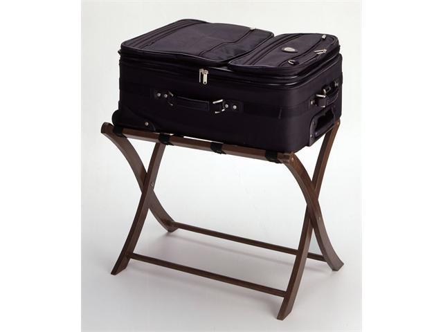 Winsome 94420 Antique Walnut Beechwood RACK LUGGAGE