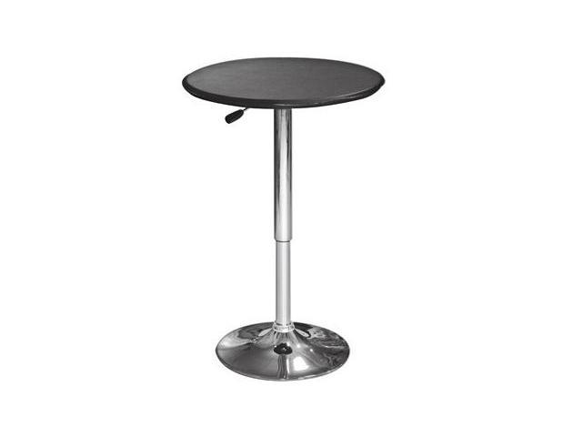 amerihome atable adjustable height bar table