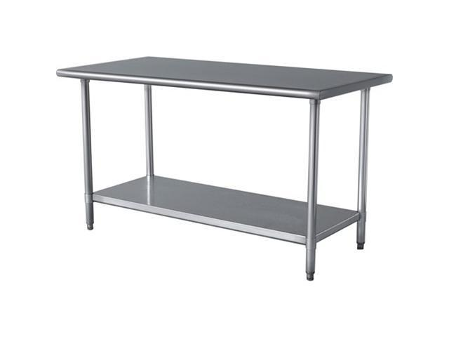 Sportsman SSWTABLE 24 x 49 Inch Stainless Work Table
