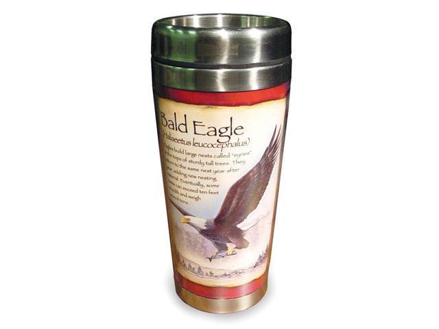 American Expedition Bald Eagle Steel Mug